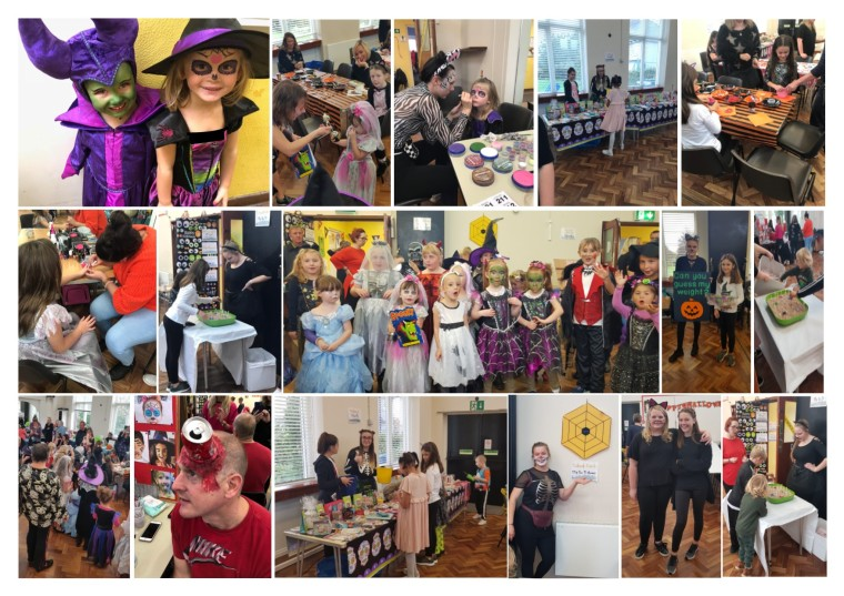 jsd halloween collage 2018